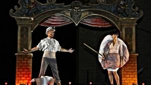 Markeliñe Teatro: Carbon Club (España) - 9 y 10 de agosto