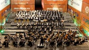 ORQUESTA FILARMÓNICA DE GRAN CANARIA Y CORO OFGC (ESPAÑA) - 12 DE JULIO
