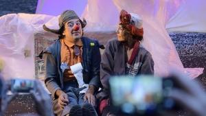 Immaginario Teatro: Welcome, en el cielo no hay fronteras (Italia)